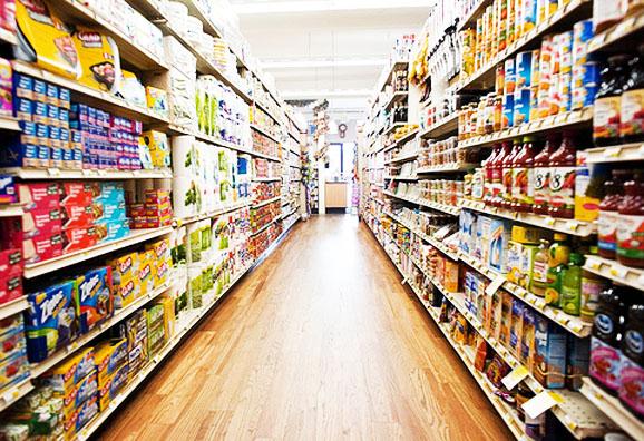Supermarket overwhelm