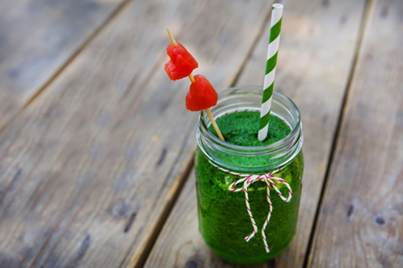 Skin Boosting Green Smoothie Recipe