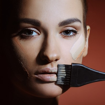 http://www.dreamstime.com/stock-photography-beautiful-woman-health-fresh-skin-applying-female-makeup-cream-lips-image29226942