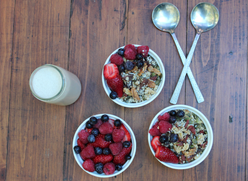 Raw Activated Sprouted Granola