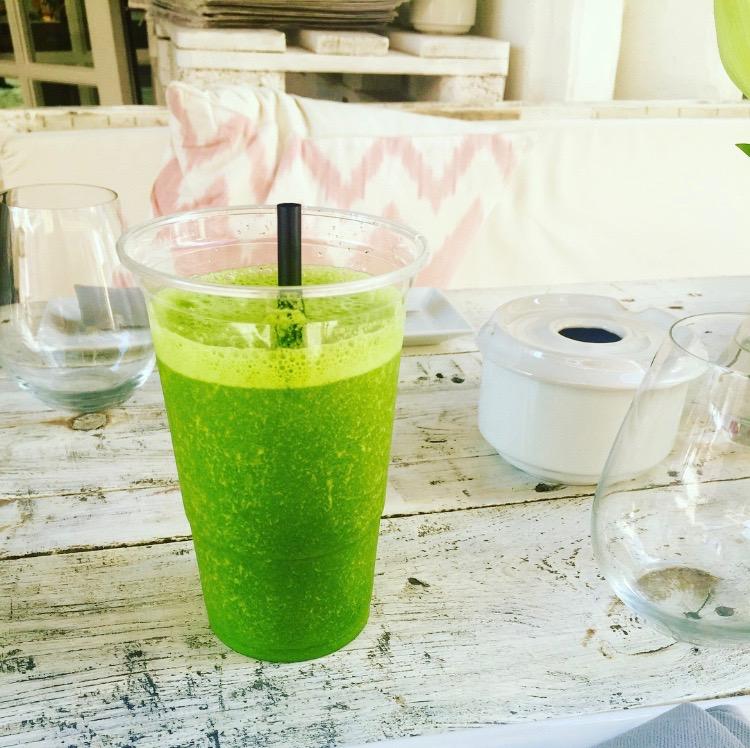 Digestive Green Juice